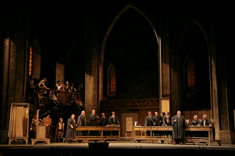 """Die Meistersinger von Nürnberg - by Richard Wagner, at Metropolitan Opera, season 06-07 première March 1, 2007"""