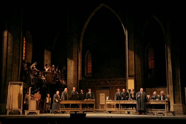 """""""Die Meistersinger von Nürnberg - by Richard Wagner, at Metropolitan Opera, season 06-07 première March 1, 2007"""""""